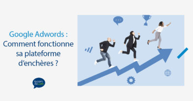 Google Adwords fiontenement de sa plateforme