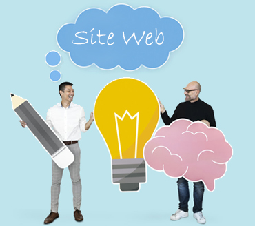 creation de site