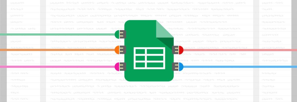 Calendrier éditorial Google sheet