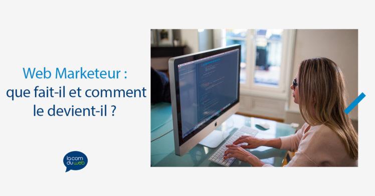 web marketeur