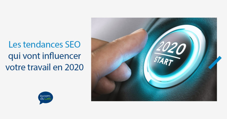 tendance seo 2020
