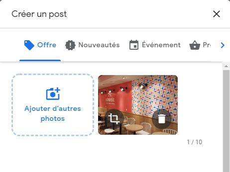 image google post