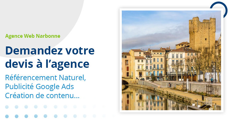 devis agence web narbonne