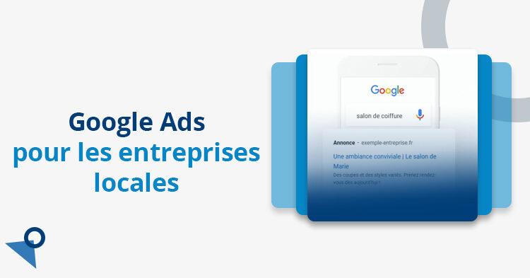 google ads entreprise locale