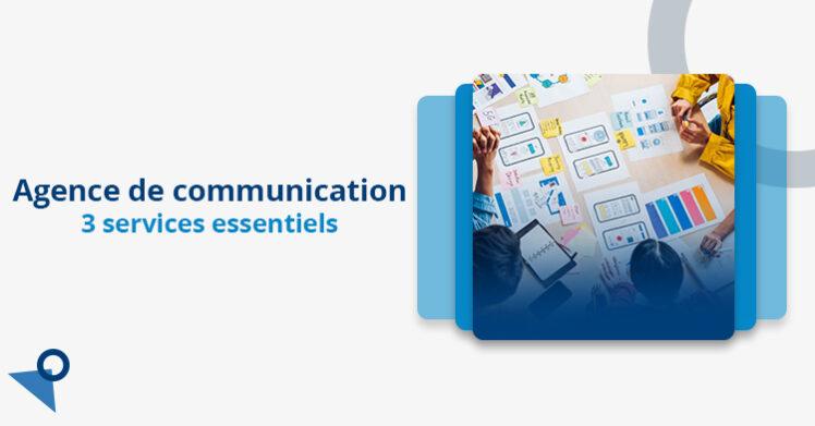 3 services agence de communication